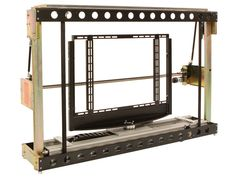 lift and swivel tv mechanism