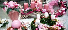 advent ružová - Hľadať Googlom