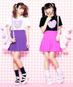 Girls Can Be Cute ♥