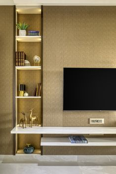 Building Front, Tv Wall Design, Tv Units, Tv Cabinets, Front Design, Mumbai, Living Room Designs, Dining Table, Interiors