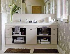 Baño con papel