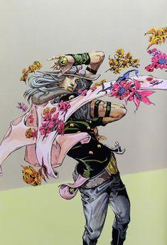 Jojo's Bizarre Adventure Anime, Jojo Bizzare Adventure, Bizarre Art, Jojo Bizarre, Akira, Manga Art, Manga Anime, Wallpaper Animé, Character Art