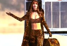 shania twain catwoman outfit / That don't impress me much video