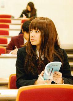 a student life. Asian Cute, Pretty Asian, Girls In Love, Cute Girls, Paradise Kiss, Keiko Kitagawa, Cute Japanese Girl, Flawless Beauty, Girl Reading