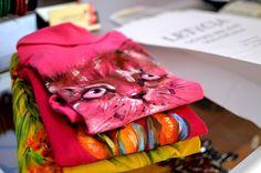 Malowane ubrania są świetnym pomysłem na prezent.