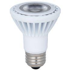 Utilitech 9.5 Watt (50 W) Warm White (3000 K) Outdoor. Led Flood LightsEnergy  ...