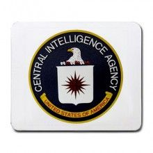 CIA Central Intelligence Agency Large Mousepad