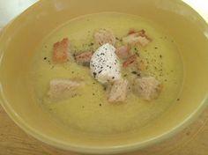 Tekvicový krém, Polievky, recept | Naničmama.sk Cheeseburger Chowder, Soup, Soups
