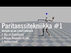 (1) Paritanssitekniikka #1 - YouTube