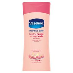 Vaseline Healthy Hand and Stronger Nails Hand Cream 200 ml * You can find out more details at the link of the image. (This is an affiliate link) Hand Lotion, Body Lotion, Vaseline Jelly, Vaseline Lotion, Pure Cocoa Butter, Cream Nails, Strong Nails, Hand Care, Keratin