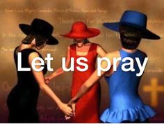 "When 2 Or More Join Together In Prayer; God's Always In The ""Midst""..."