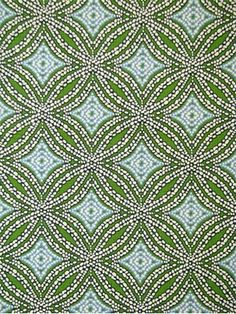 """Sun Swirl Peninsula.  Tommy Bahama Fabric - Island Memories Collection. 100% cotton canvas batik print. Multi purpose home decorator fabric for drapery, upholstery, pillows, top of the bed or slipcovers. V 4.5"""" / H 2.25"""". Made in U.S.A. 54"""" wide."""
