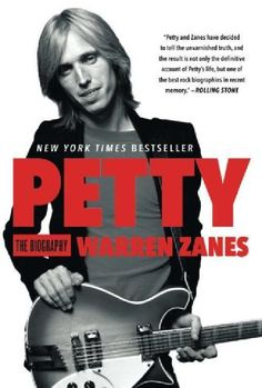 Petty: The Biography Paperback Book In Memory Of Tom Petty October 25 2016 New