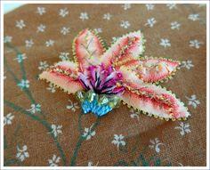 *FLOWER ART ~ Jolie fleur
