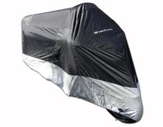 Gold Wing Full Cover Black/Silver w/Carry Bag