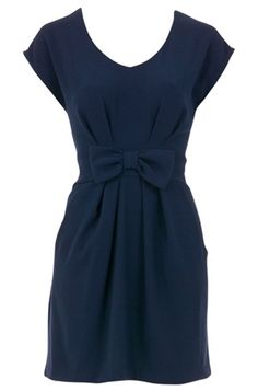 LOVE/NEED this dress, however I have A LOT of navy blue so I need to branch out to other colors!
