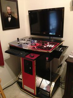 MAME Console Project