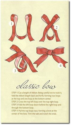 How to make ribbon bows - my growing creative lifeFestive Bows: How To Make Pom Pom And Flat Ribbon BowsHow to make a Ribbon Bow - EASY Double Bow Tutorial Diy Bow, Diy Ribbon, Ribbon Crafts, Ribbon Bows, Ribbons, Christmas Bows, Christmas Crafts, Moldes Para Baby Shower, Bow Tutorial