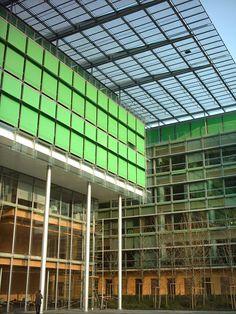 """Renzo Piano, Sede del Giornale """"Il Sole 24 Ore"""""""