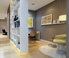 1000 images about s paration de pi ce on pinterest - Mur de separation interieur ...