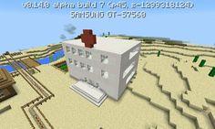 Minecraft PE nemocnice