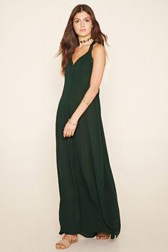 fdf710dda7f8 Lace-Trim Cami Maxi Dress Bodycon Fashion, White Maxi Dresses, Lace Dress,