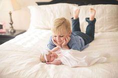 Precious sibling photo by @jordanna3.