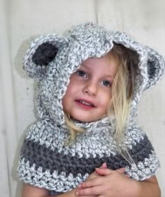 Hooded Cowl by CreateAllCrochet on Etsy