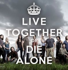 Live Together or Die Alone ~ LOST