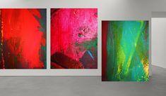 Galerieansicht Artist, Painting, Atelier, Graz, Wall Canvas, Artworks, Abstract, Painting Art, Paintings