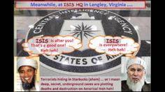 EL ESTADO ISLÁMICO o ISIS FUE CREADO POR LA CIA E ISRAEL