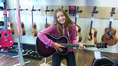 Daisy Rock wants all girls to feel welcome to learn to play guitar