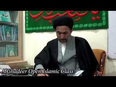 خوشحال خاندان کے اصولحصہ چھارمsسیداحمد علی شاہ موسوی