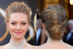celebrity red carpet hairstyles 2013 | Copy Amanda Seyfried's Ultra-Glam Updo | TeenVogue.com