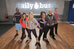 Love Daily Burn! So many work out options! I never get bored!