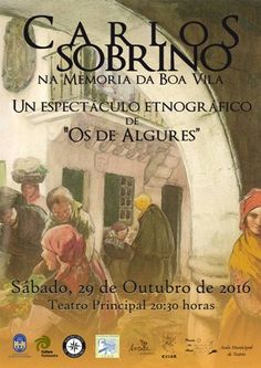 algures carlos_sobrino Musical, Concerts, Fiestas, Theater