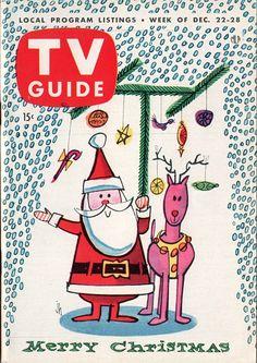 TV Guide, December 22-28, 1956