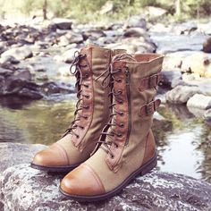 The Field Boots: Featured Product Image