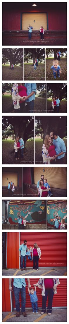 Baby S Makes Four! downtown maternity session | Jo Truncali Photography - Beaumont TX Maternity Photographer