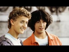 Bill and Ted's Excellent Adventure - Full Movie (1989) Keanu Reeves