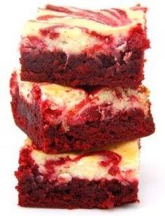 OMG Red Velvet Cheesecake #healthy Dessert #Dessert