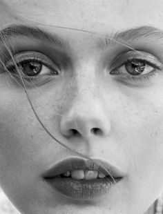 'A Joy Manifesto'   Frida Gustavsson By Benjamin Vnuk For Glamour France   May 2015