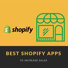 Best Shopify apps to increase sales : The best Shopify apps are usually the ones which fullfill its promises listed under the app listing page. Shopify store owners tend to like apps that are easy to install & use and help them either as a productivity tool or serve their business objectives. Read more in our latest blog post... #shopify #shopifyapps #ecommerce #SMB #smallbiz #smallbusiness