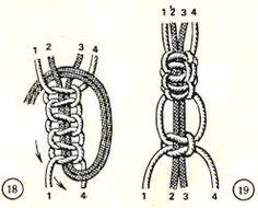 Уроки плетения макраме. ile ilgili görsel sonucu