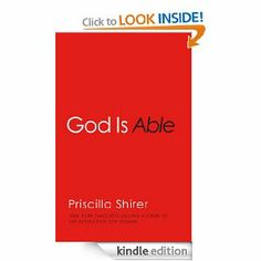 Amazon.com: God is Able eBook: Priscilla Shirer: Kindle Store