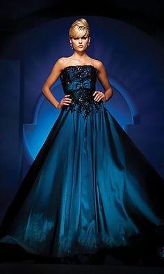 Wow gorgeous royal blue...