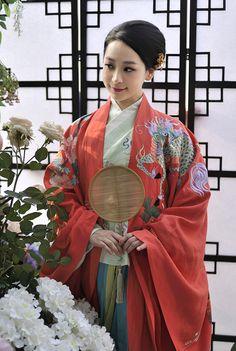 【清辉阁】Traditioanl Chinese fashion. Ming dynasty