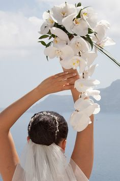 Santorini wedding packages: Wedding Bouquets