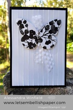 Bold Butterfly – Retiring Stampin' Up!