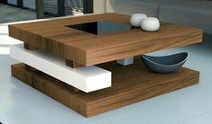 40 Cozy Tea Table Design Ideas That Looks Cool Coffee Table Design, Coffe Table, Modern Coffee Tables, Tea Tables, Contemporary Coffee Table, Centre Table Living Room, Modern Living Room Table, Modern Table, Elegant Living Room